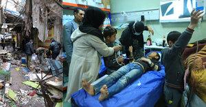 Umírají děti i matky. Krvavá bilance války v Iráku: 6 800 mrtvých civilistů