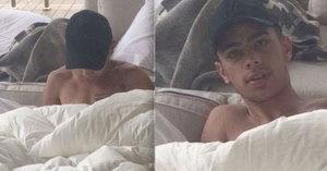 Mladík se vloupal do domu a usnul majitelům v posteli: Po probuzení na ně vytáhl nůž