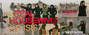 """Skandální komediální klip """"Manželky ISIS"""" vyvolal bouřlivou diskuzi: Dělá si legraci z terorismu a muslimů"""