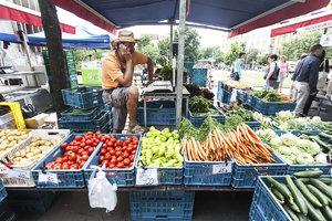 Oblíbené trhy na Jiřáku v ohrožení? Radnice otálí s podpisem smlouvy