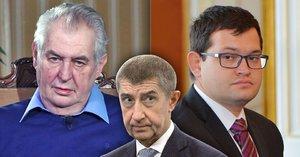 """Chvojka cupoval Zemanovy připomínky k lex Babiš. """"Paskvil,"""" hájil Faltýnek šéfa"""