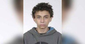 Policisté hledají  Samuela (14): Utekl z ústavu, zřejmě míří do Brandýsa nad Labem