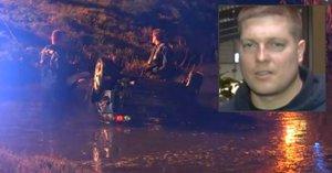Tomáš promluvil o záchraně životů v Holandsku: Holčičky jsem vytahoval z potopeného vraku okýnkem