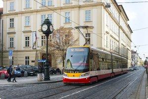 Plán na pět nových tratí v Praze: Tramvaje by jely i kilometrovým tunelem