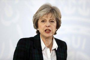 """Mayová si přeje """"tvrdý brexit"""". Británie se kompletně odtrhne od EU"""