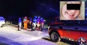 Tragický konec pátrání: Moment, kdy hasiči našli pohřešovanou Nikolu