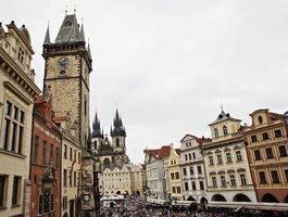 Developer koupil za půl miliardy dům na Staromáku: Najdete v něm i středověké podzemí