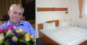 Miloš Zeman se rozpovídal o ztrátě panictví. Dávná láska mu poslala růži