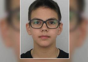 Hynek (16) se nevrátil domů ze školy, pátrá po něm celá Olomouc