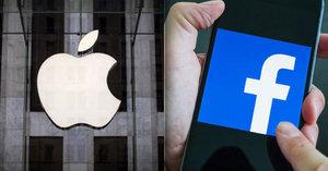 Facebook vydělal za čtvrt roku 90 miliard. Zlaté časy má díky iPhonu i Apple