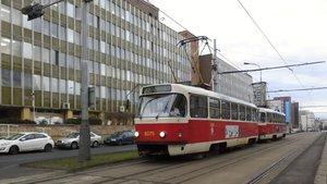 Nová tramvajová smyčka v Zahradním Městě? Praha 10 podpořila návrh DPP
