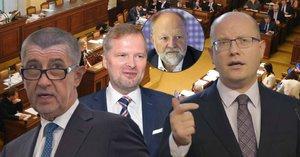 Šance Babiše, Sobotky a Fialy pohledem analytika: Volby budou o peněženkách