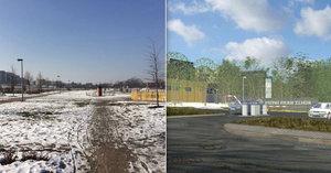 Krematorium uprostřed parku na Zličíně nikdo nechce: Petici podepsalo šest tisíc lidí