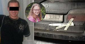 Auto, ve kterém vozil Otakar S. (†38) kamarádku ztracené Míši (12): Odvezla ho policie