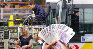 Česká minimální mzda patří k nejnižším v EU. Kdo ji chce zvýšit a kdo je proti?