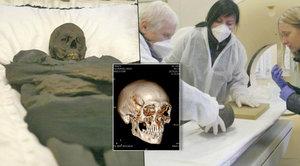 Mumie na rentgenu: Baron Trenck vydal po 270 letech své tajemství! Válečníka nepostřelili