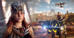 Cesta do pravěké budoucnosti – Horizon: Zero Dawn je jedna z top her pro PlayStation 4