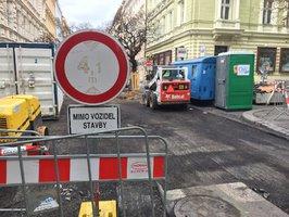 Velký přehled rozkopaných ulic metropole. Kde práce probíhají a kde se chystají?
