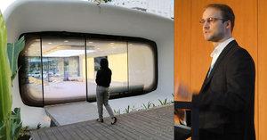 Kdy v Česku vytiskneme první domy? Číňanům staví 3D tiskárny 10 domků denně