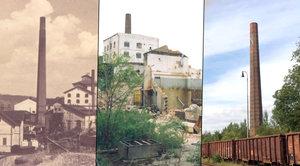 Cukrovar v Modřanech přivedl železnici, vodovod i nemocnici. Zbyl z něj jen komín