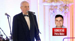 Komentář: Pokud Zeman vyhraje, bude hůř. Prezident porušil další slib