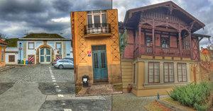 V Praze stojí vilová čtvrť, která vyrostla na hradbách. Upoutají fasády, brána i dveře