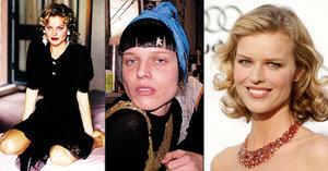 Eva Herzigová slaví 44. narozeniny: Fotky bohyně i ty, které jí leží v žaludku!