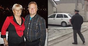 Vojtěcha a Eriku našli mrtvé v kaluži krve: Vrah uniká, policie prosí o pomoc