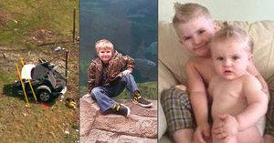 Rodiče přišli během dvou měsíců o dva syny: William (†2) se utopil, Ayden (†6) zemřel při nehodě
