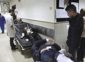 Útok na justiční palác v Damašku: Nejméně 31 mrtvých