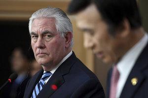 Trumpův šéf diplomacie připustil útok na KLDR: Američanům došla trpělivost