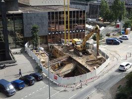 Další tunel v Praze? Povede mezi budovami, vystaví v něm exponáty