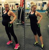 Anna Štumpf začala běhat v těhotenství. Doktor se jí to snažil rozmluvit