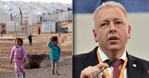 Pomoc Čechů s uprchlíky: Chovanec dá 150 milionů, 40 na tábor v Jordánsku