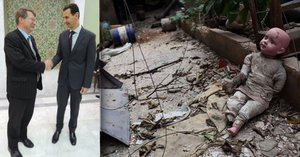 Komunista Kohlíček navštívil Bašára Asada: Je to slušný a jemný člověk