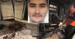 Obraz zkázy po výbuchu v Petrohradu: Metro bylo plné trosek, krve a kusů těl