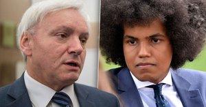Feri odvádí TOP 09 od pravice, kritizuje Laudát. Sněmovnu vymění za Německo