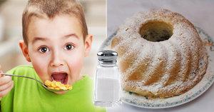 Pozor, sůl se skrývá i ve sladkostech: Češi jí sní denně 3x více, než by měli