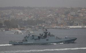 Putin po Trumpově bombardování v Sýrii ruší dohody a posílá válečnou loď