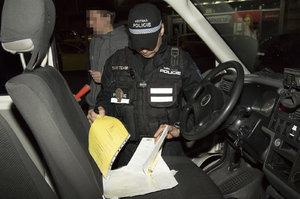 Taxikář, který chtěl za 14 km 12 tisíc: Udělal už 122 dopravních přestupků