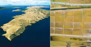 Chorvatský ostrov Pag: Sůl nad zlato a skvělý sýr!