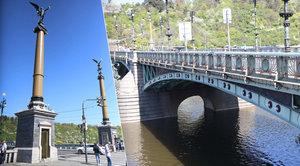 Železný skvost v centru Prahy: U stavby Čechova mostu pomáhal i císař