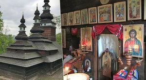 Chrám na Petříně: Rozebrali ho a do Prahy vezli stovky kilometrů