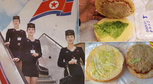 »Severní Korea na housce«: Kim Čong-unově burgeru pro turisty se směje celý internet!
