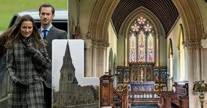 Tajný scénář královské svatby odhalen: Pippa Middleton se provdá za zámožného bankéře