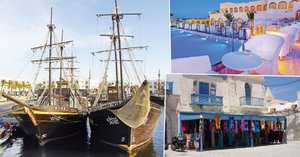Království jasmínu a jemných pláží: Djerba je ostrovem věčného slunce!
