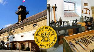 Poznejte stará řemesla! Muzeum v Letohradě zabaví děti i dospělé