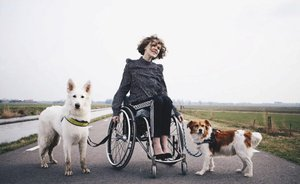 Po borelióze skončila na vozíku: Ve výjimečnosti je krása, říká modelka