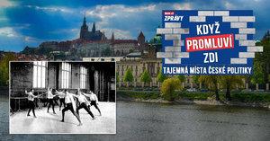 Drsná místa Sobotkova sídla: Vězení i lazaret ve Strakově akademii