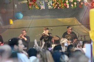 Střelecký ostrov v rytmech romské hudby: Khamoro festival zahájil Jan Bendig